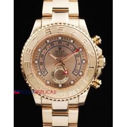 Rolex replica yacht master II regatta ceramichon full full oro orologio replica copia