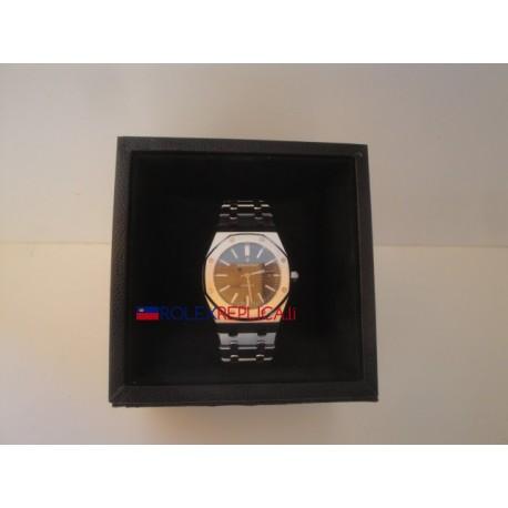 Audemars Piguet replica royal oak jumbo black dial orologio replica copia