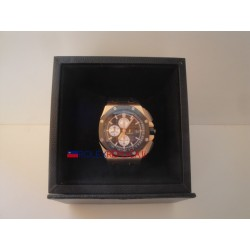 Audemars Piguet replica royal oak offshore chrono new gommino rose gold orologio replica copia