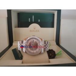 Rolex replica datejust bicolor jubilèè orologio replica copia