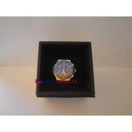 Hublot replica big bang titanium ceramichon chrono strip rubber orologio replica copia