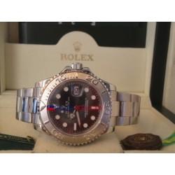 Rolex replica yacht master I acciaio new basilea 2016 orologio replica copia
