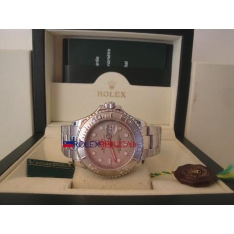 Rolex replica yacht master I platinum classic dial orologio replica copia