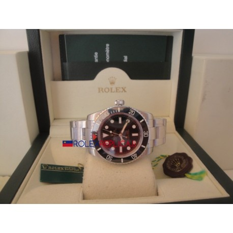 Rolex replica submariner ceramichon no data new 2016 orologio replica copia