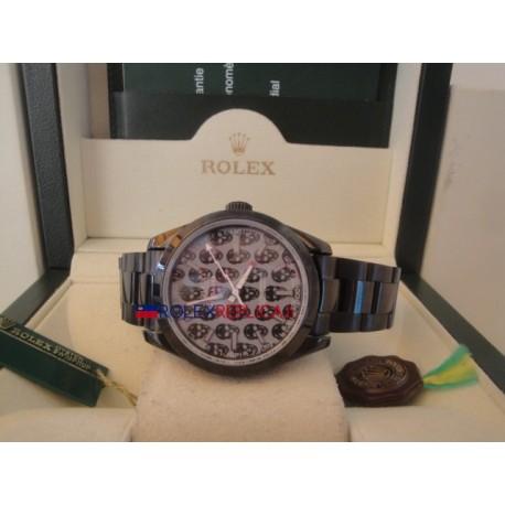Rolex replica milgauss pro-hunter PVD bamford orologio replica copia