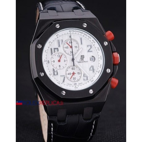 Audemars Piguet replica royal oak offshore chrono singapore gp white dial orologio replica copia