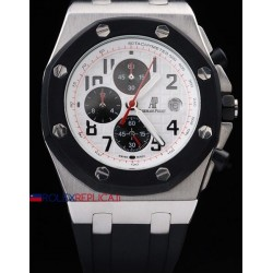 Audemars Piguet replica royal oak offshore chrono dial panda orologio replica copia