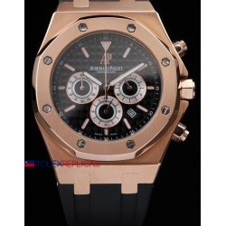 Audemars Piguet replica royal oak offshore chrono 30th anniversary rose gold orologio replica copia