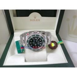 Rolex replica submariner ceramichon hulk ghiera verde orologio replica copia