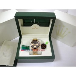 Rolex replica daytona 6263 oro giallo black dial paul newman orologio replica copia