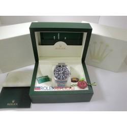 Rolex replica submariner ceramichon no data black dial orologio replica copia