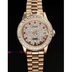Rolex replica datejust lady SARU orologio replica copia