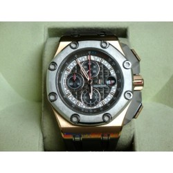 Audemars Piguet replica royal oak offshore chrono michael schumacher limited edition rose gold orologio replica copia