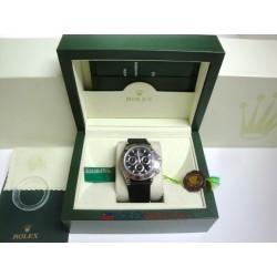 Rolex replica daytona classic cordura black dial orologio replica copia