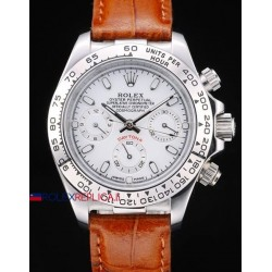 Rolex replica daytona vip brown strip orologio replica copia