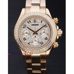 Rolex replica daytona oro giallo SARU orologio replica copia