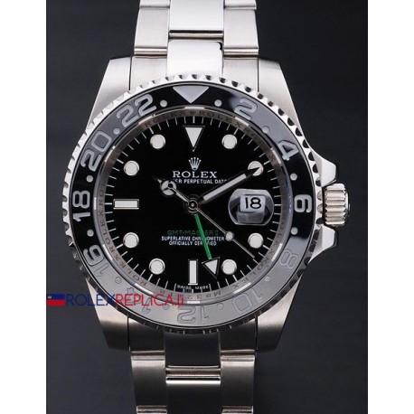 Rolex replica GMT master II 116710LN ceramica orologio replica copia